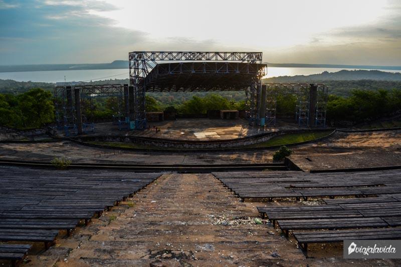 El Anfiteatro en SanBer.