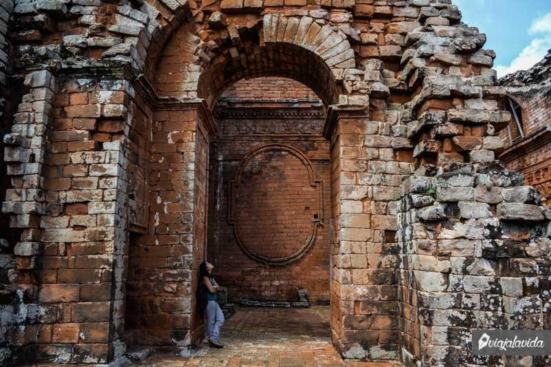 Arquitectura de las Ruinas Jesuíticas.