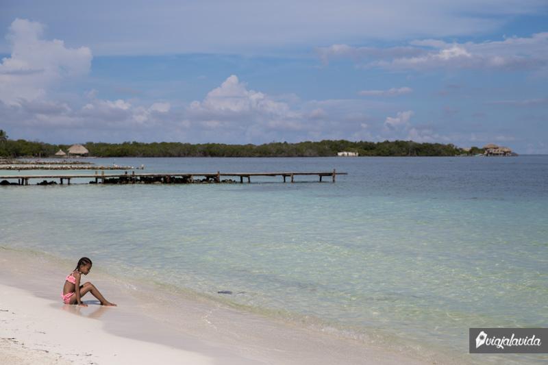 Isla Tintipán, Archipiélago de San Bernardo.