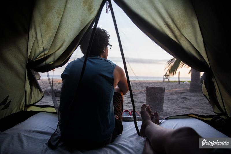 Camping Castilletes, Tayrona.