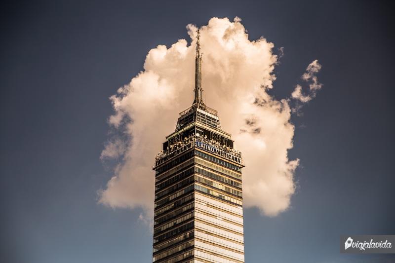 Torre Latinoamericana de México.