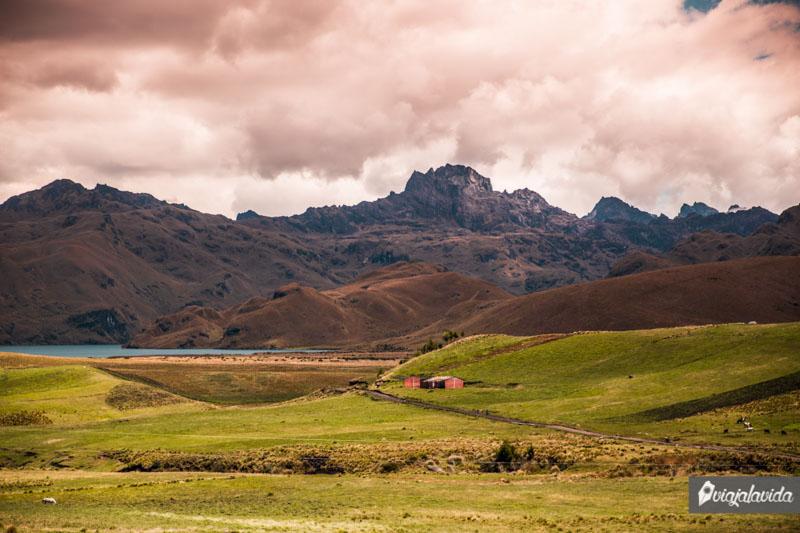 Parque Nacional Sangay.