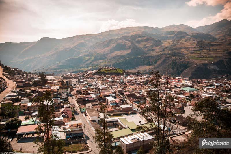 Alausí, Ecuador.