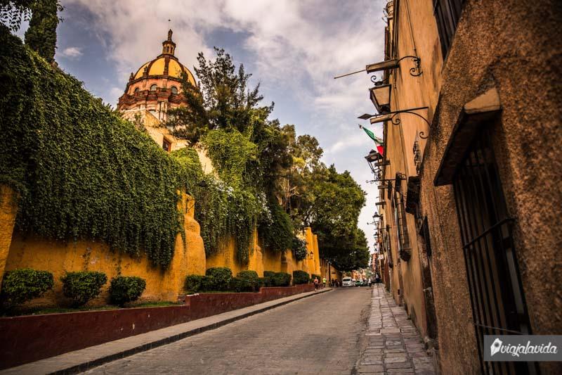 Calles bonitas de San Miguel de Allende