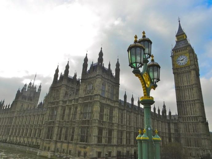 O Big Ben e todo o charme de Londres (Foto: Iara Vilela)