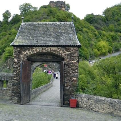 Castelos, ruínas e princesas