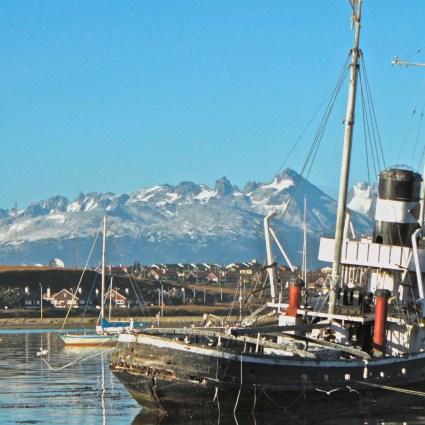 Dicas gerais de lugares onde carimbar passaporte e toda belezinha de Ushuaia e El Calafate
