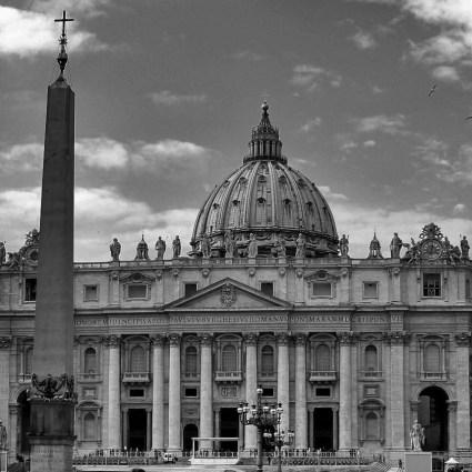 Vaticano: subindo a Cúpula da Basílica de São Pedro e audiência com o Papa Francisco