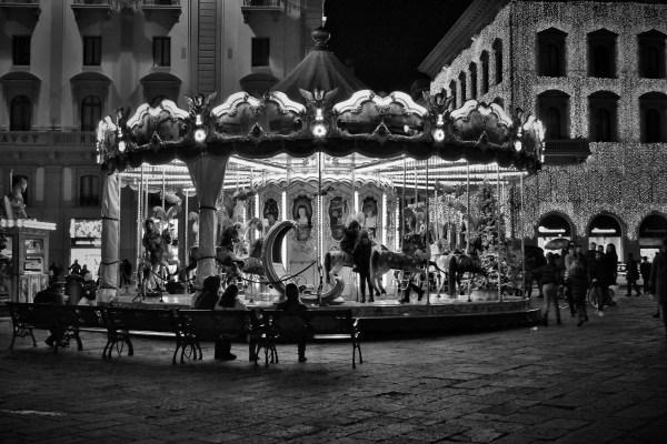 Carrossel Florence in december