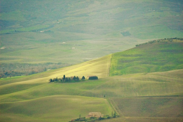 Val d´Orcia, Tuscany