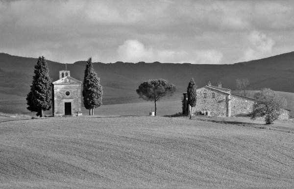 Madonna di Vitaleta, Tuscany