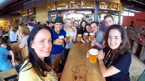 Esses são os viajantes cervejeiros do BeerTour!