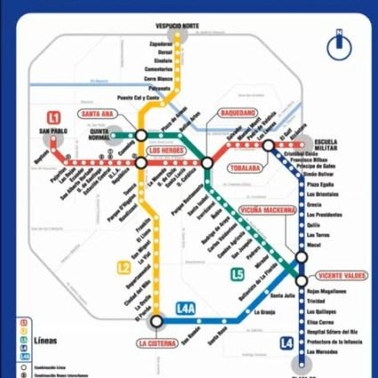 Como ir até a vinícola Concha y Toro de metrô