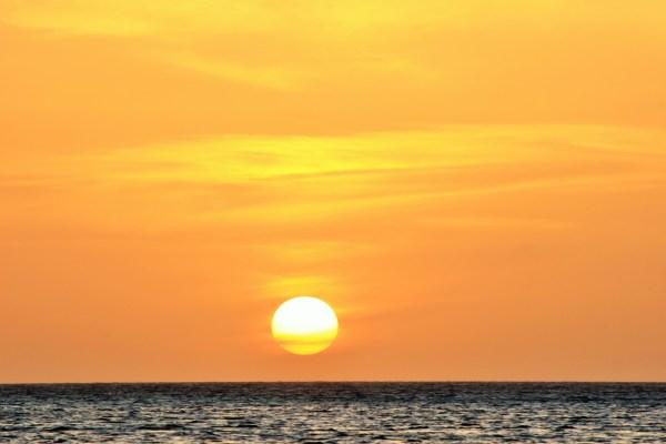Sunset, Aruba