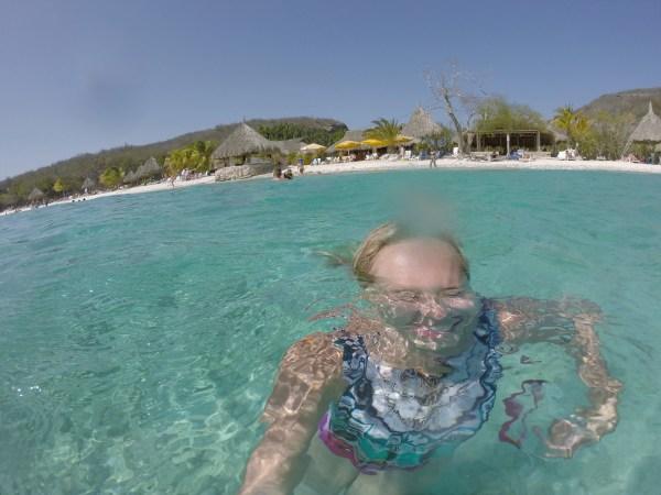 Cas Abao beach, Curação, Caribbean Sea
