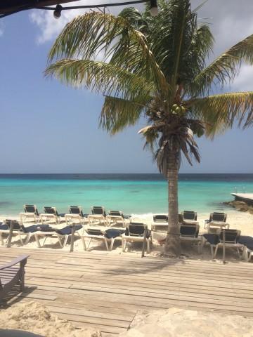 Port Marie beach, Curação, Caribbean Sea