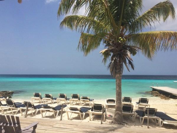 Port Marie Beach, Curaçao