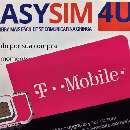 Telefone e internet em 140 países e um só chip: conheça a EasySim 4U