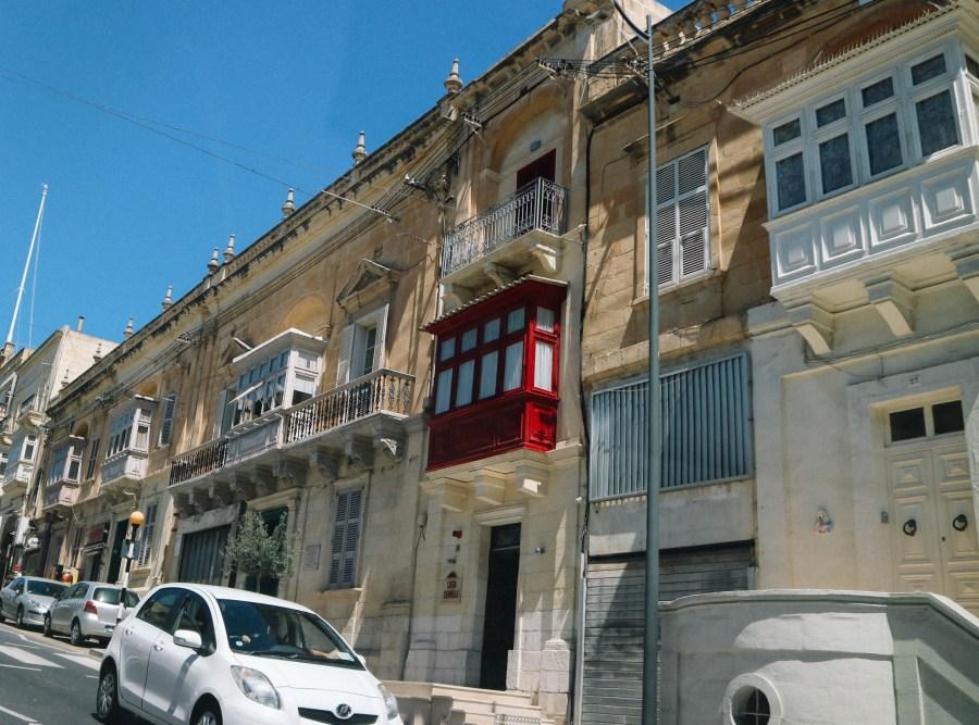 Ruas de Malta
