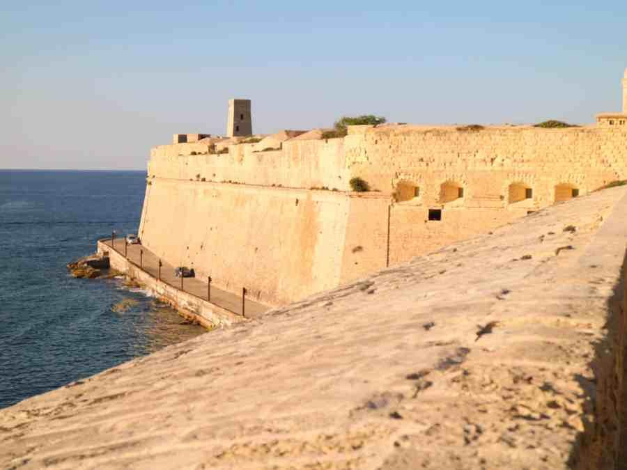 Forte de São Elmo, Malta