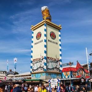 Oktoberfest: festa e cerveja em Munique