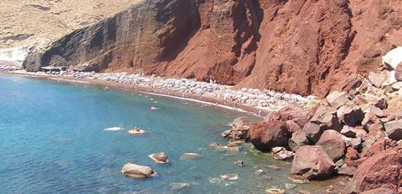 O que ver e fazer em Santorini