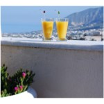 Santorini Grecia Reverie Hotel - Estúdio Superior Vista_