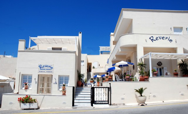 Santorini Grecia Reverie Hotel