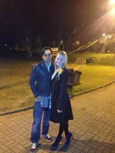 Lau e Danilo Viajando bem e barato pela Europa - Roteiros de viagem by Rogerio