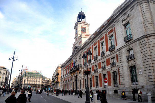 Madri - PUERTA DEL SOL