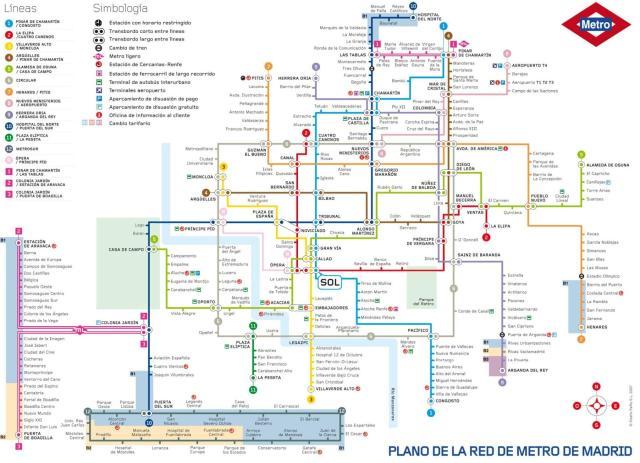 Madri - metro_madrid