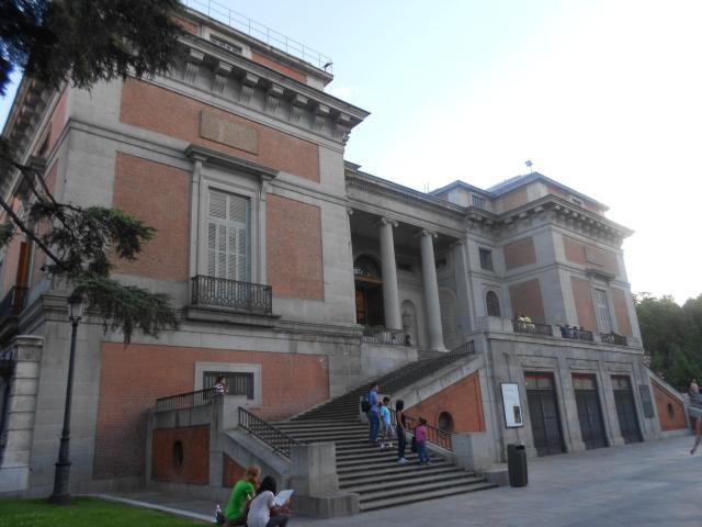 Madri - museu do prado