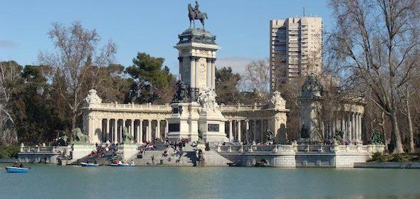 Parques de Madri