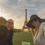 Barcelona, Paris e Amsterdã: o roteiro personalizado de Ana e Sandro