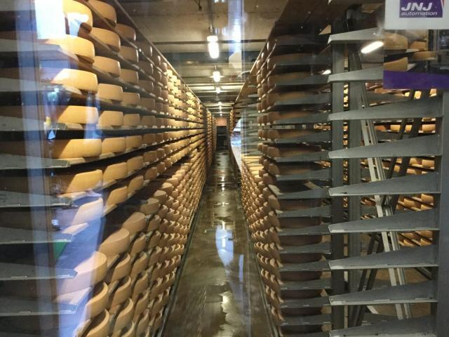 Passeios pela Suíça_Gruyères, fábrica queijo_Viajando bem e barato pela Europa