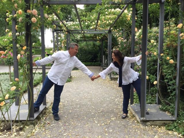 Passeios pela Suíça_Jardim das Rosas_Viajando bem e barato pela Europa