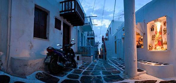 Mykonos: a ilha mais famosa – e festiva! – da Grécia
