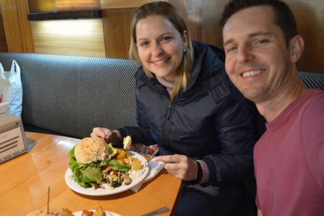 Polônia_Vega - Restaurante vegetariano em Wroclaw_Viajando bem e barato pela Europa