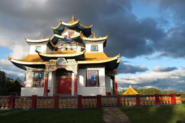 templo budista_terra pura_viajando bem e barato