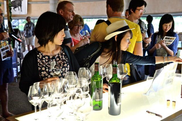 Bordeaux Fête Le Vin_degustação_Viajando bem e barato