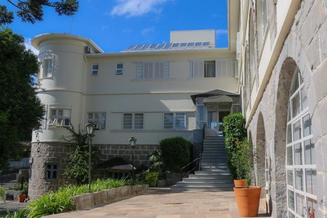 Hotel Casacurta_frente_Viajando bem e barato