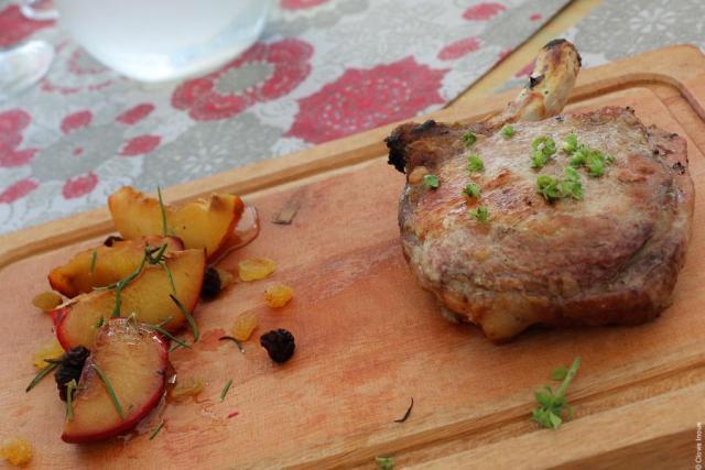 gastronomia da Serra Gaúcha_Carré de porco_Viajando bem e barato