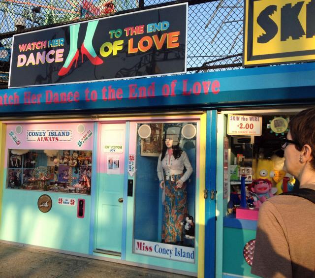 Viagem de dez dias por NY_Miss Coney Island_Viajando bem e barato