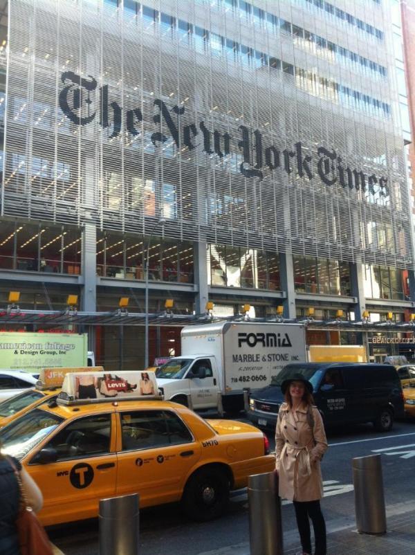 Viagem de dez dias por NY_Times_Viajando bem e barato