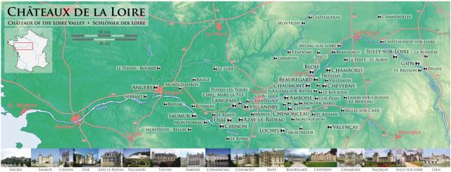 Paris_Loire_Viajando bem e barato