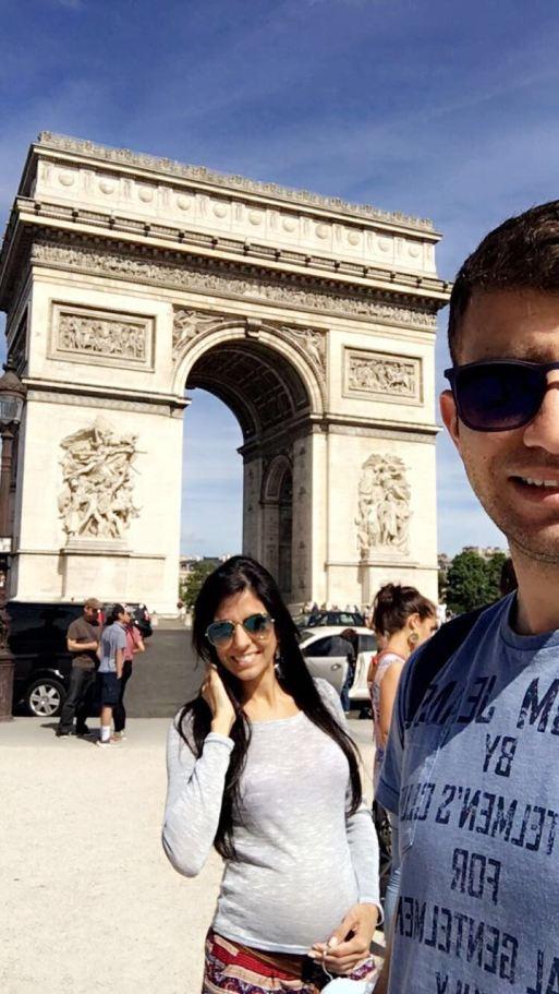 Lua de mel na Europa_Paris_Viajando bem e barato