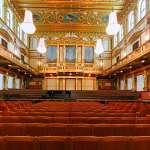 Passeio imperdível em Viena? Musikverein, o luxuoso teatro de música clássica