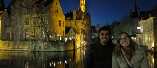 Londres, Amsterdã, Bruxelas, Bruges e Paris: o roteiro para a Europa do casal Natássia e Michel