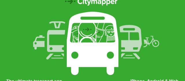 City Mapper App – o melhor aplicativo de transporte público para sua viagem