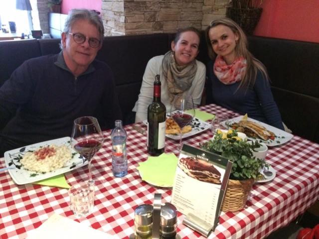 Guia turística que fala português na Bratislava_Maria Teresa e Guilherme_Viajando bem e barato